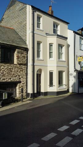 Foam Cottage - Looe - Casa
