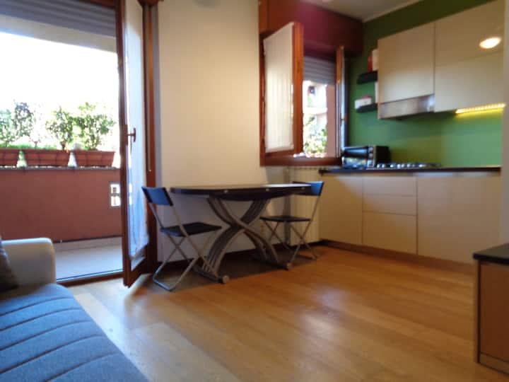 Cozy Apartment Monza Park
