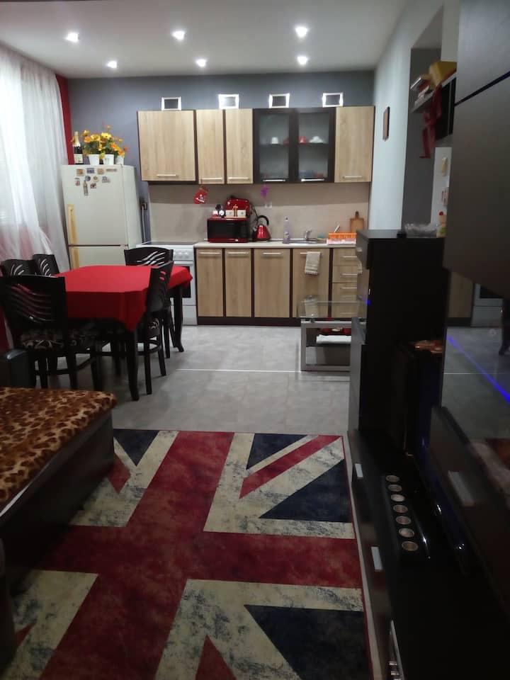 Апартамент за гости Диана