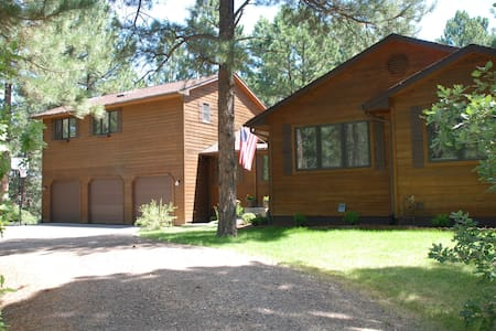 Private Ponderosa Retreat - Franktown - Casa