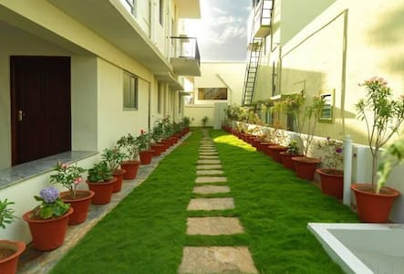 Vista Apartments at Adhiyaman College - Hosur
