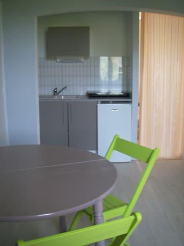 Appartement agréable et confortable - Belleville-sur-Meuse - Byt