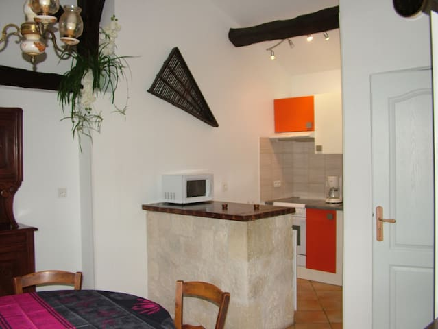 studio La Romance - Clairac - Apartment