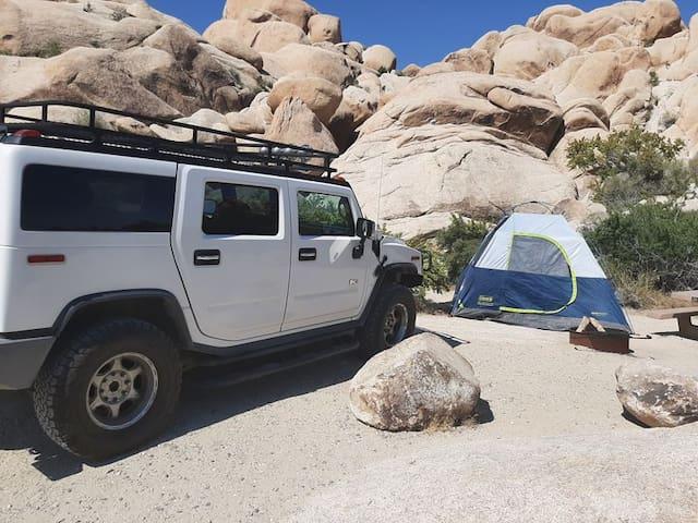 Joshua Tree Explorer H2 Camper
