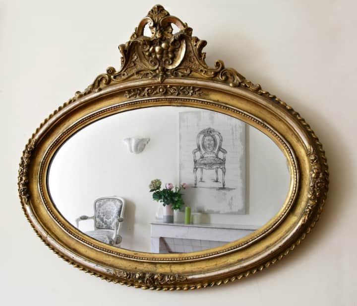 Âme d'Antan-Apartment-Private Bathroom-Classic-Mou