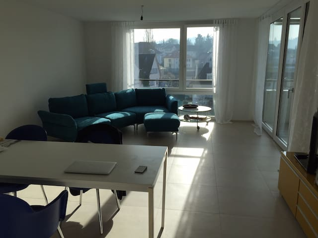 Modern and quiet business apartment - Burgdorf - Apartamento
