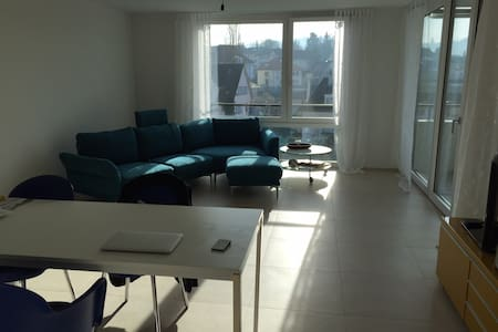 Modern and quiet business apartment - Burgdorf