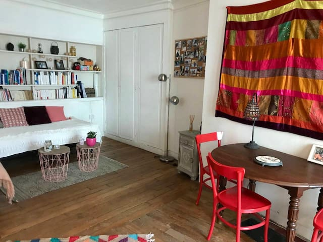 Appartement canal st Martin
