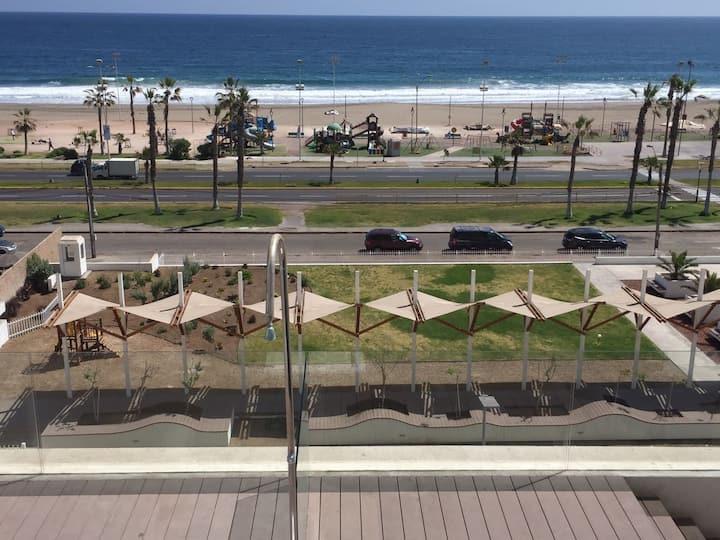 Acogedor departamento frente al mar  Iquique