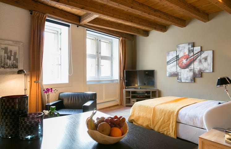 5* Suit - Cathedral View - Genève - Appartement