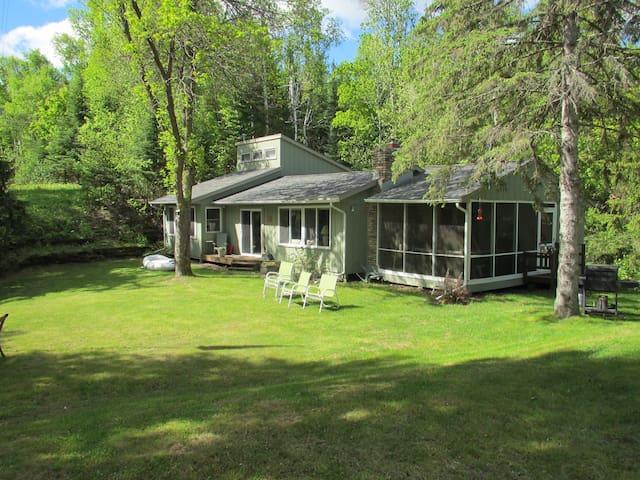 Grand Rapids, MN, family cabin on Lake Wabana.