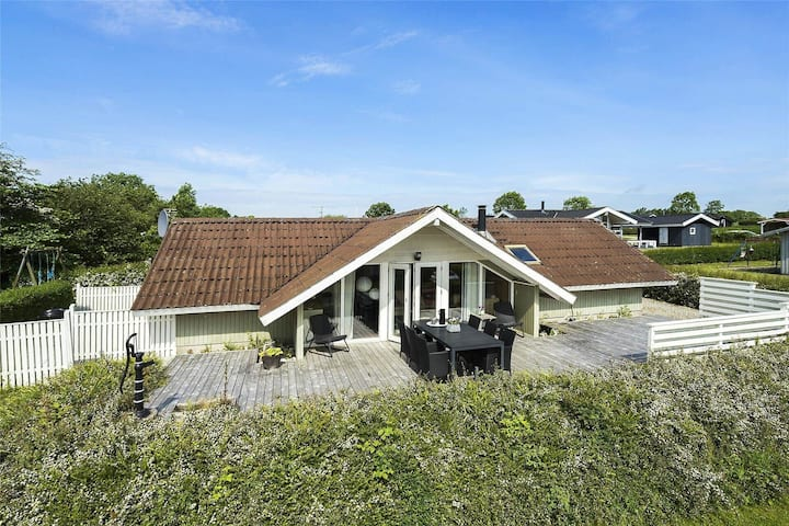 Summer house 1h from LEGOLAND and close to beach