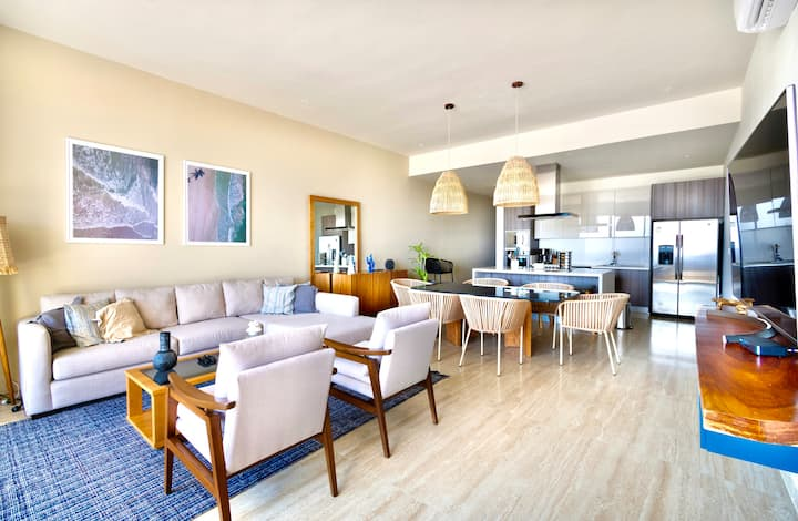 Luxury Modern ⭑ 3BR/3BTH Arch and Ocean View