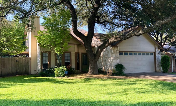 Comfortable home for rent near Medical Center