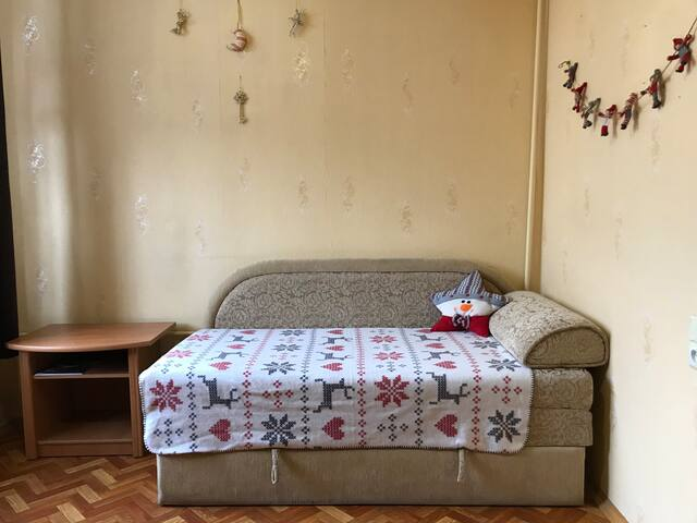 Уютная квартирка в центре