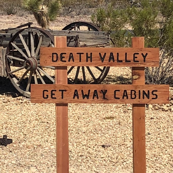 Welcome to Death Valley Getaway Cabins
