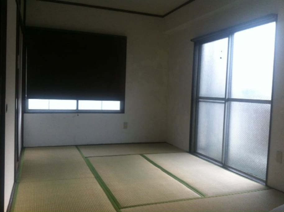 Spacious Tatami Room
