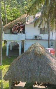 Casa en la playa con vista al mar. - villa Rica - 别墅