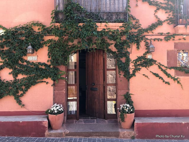 Casa rústica con encanto