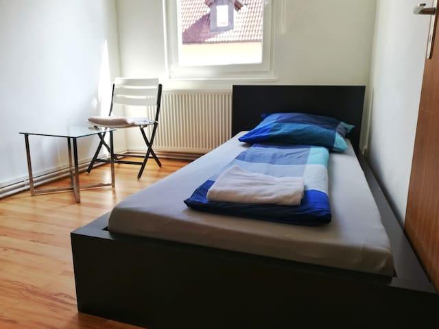 Room in central Schwennigen