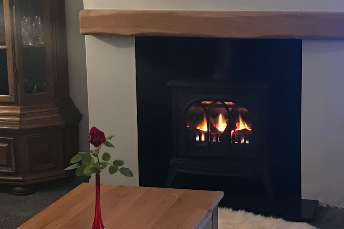 Snuggle up @ Low Rigg. Beautiful Bungalow in The Village Of Bishopsteignton.