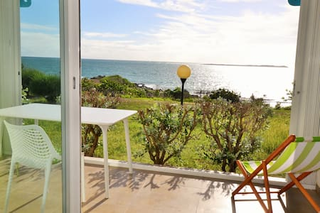 Large studio with ocean view on Orient Bay beach - Cul-de-Sac
