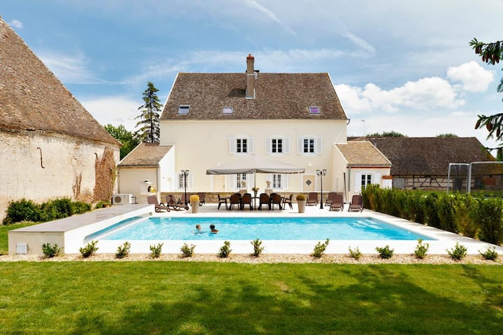Maison du Doubs at Bourgogne-Franche-Comté