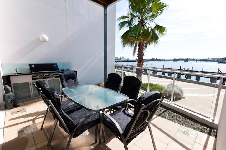 DOLPHIN COVE -  waterfront views, 3 bed, 2 bath