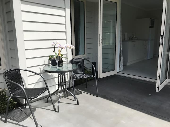 Private Guest Suite, Mosgiel - New build