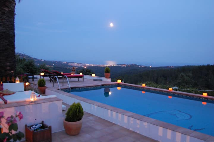Incredible views in mid of nature in Costa Brava
