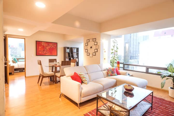 ⭐Feel at home - Huge apartment - Awesome views!#