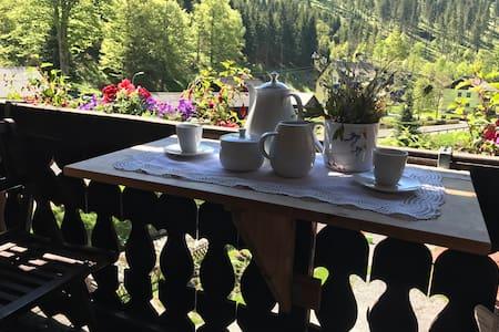Romantische Wohnung in den Bergen