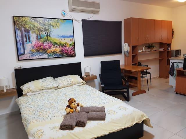 Blau Studio Apartment