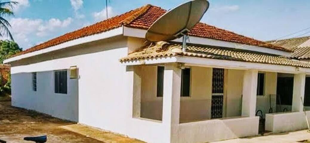 Casa Pousada Bodoquena-MS no centro