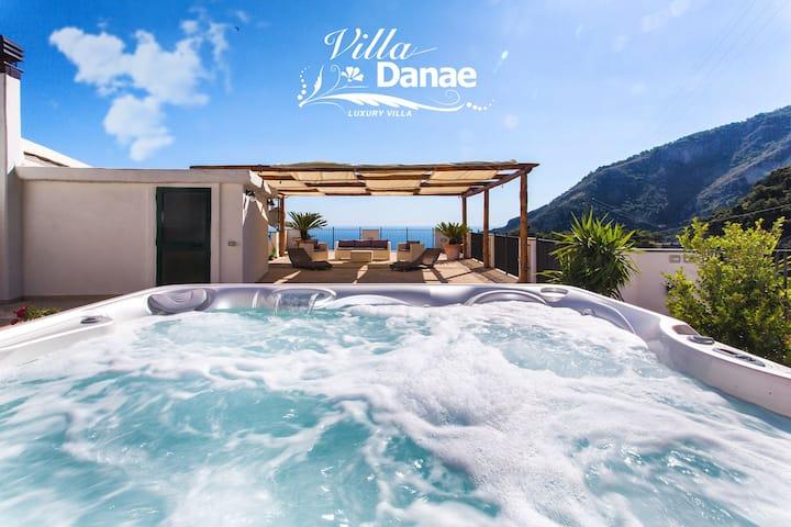 Villa Danae, mare colline e relax