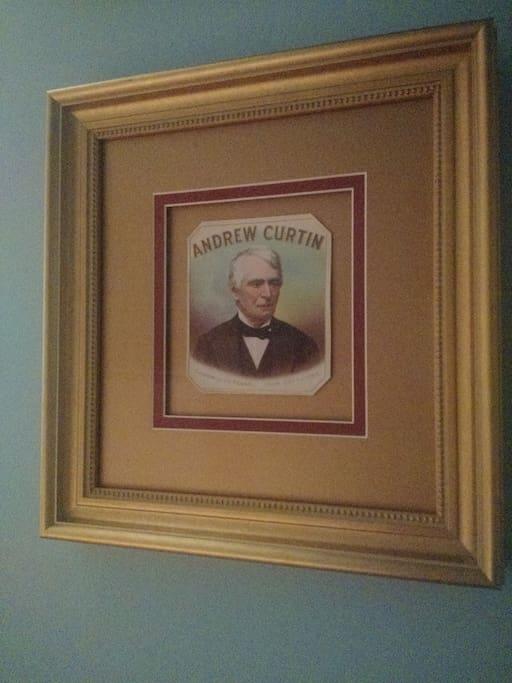Governor Curtin