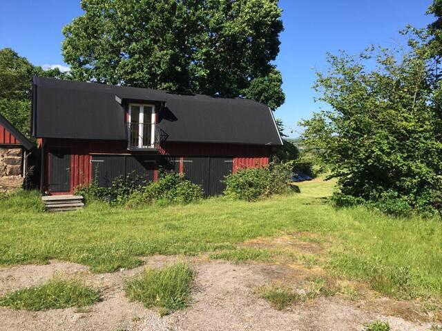 Genuine Vacation House/stuga on Small Island
