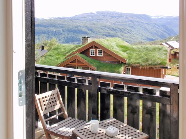 Holiday apartment in Röldal for 4 persons