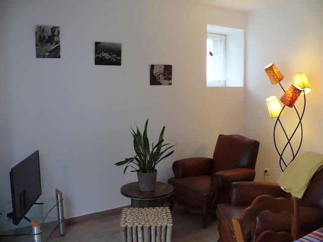Bonnieux Gîte en Luberon - Bonnieux - Appartement