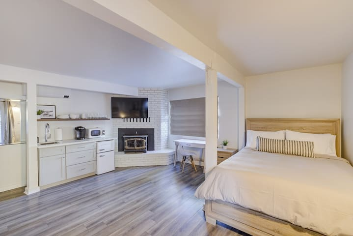 New Boutique Stay - Stateline, Heavenly, Beach - South Lake Chalet #12