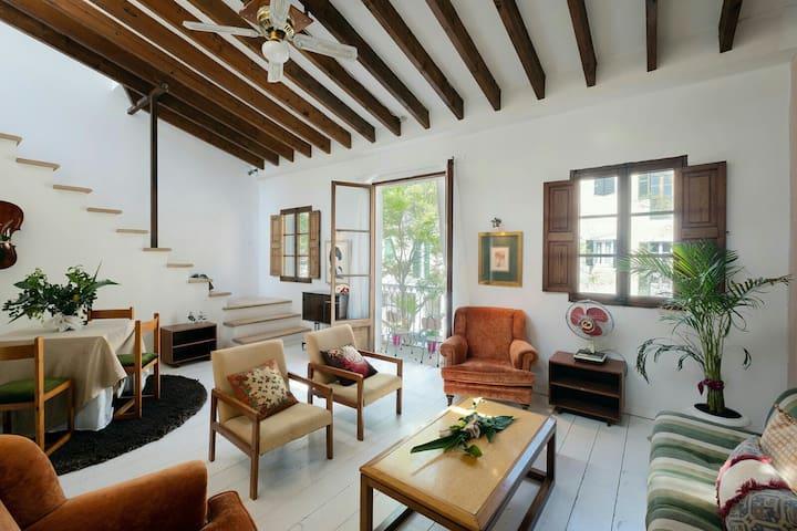 Casa Vintage en Santa Catalina