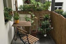 Balcony / Balkon