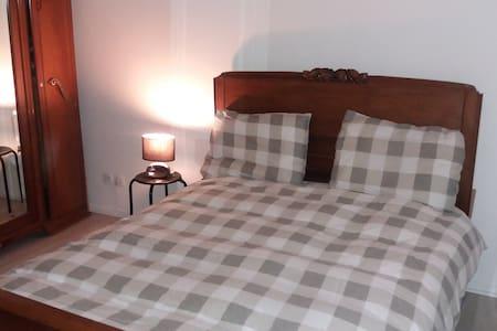 Chambre double equipée dans appartement neuf - Garges-lès-Gonesse
