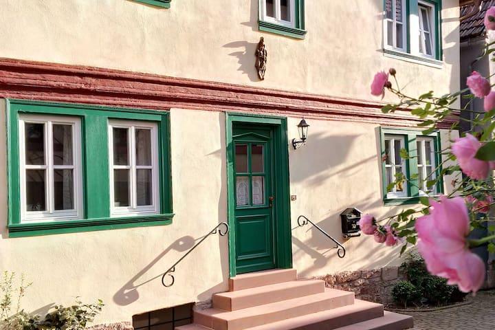 Historischen Weinbauernhaus in Main-Franken - Triefenstein Lengfurt