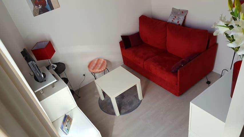 Appartement cosy dans rue piétonne du centre ville - Cognac - Apartamento