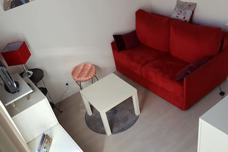 Appartement cosy dans rue piétonne du centre ville - Cognac