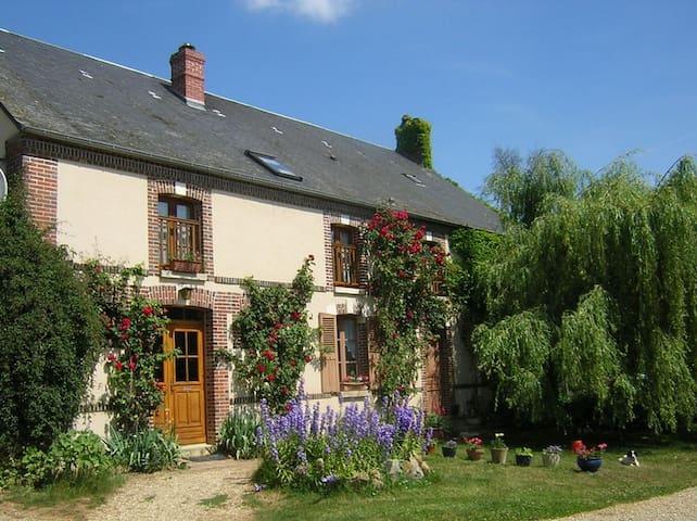 Chambre Rose - Charny-Orée-de-Puisaye - Ev