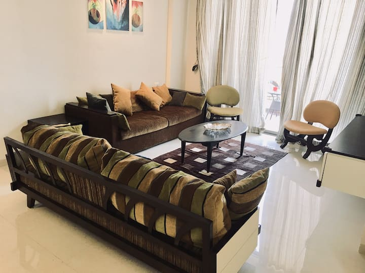 Airbnb Nashik 3bhk Long Stay