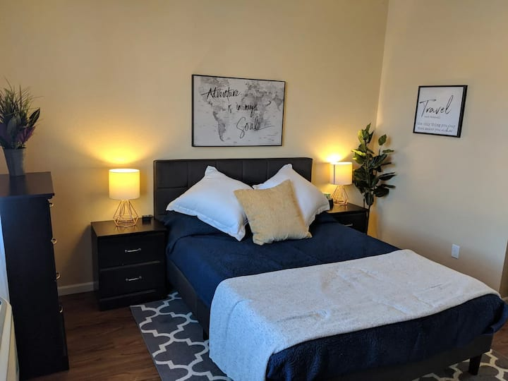 West Side 1 Bed!