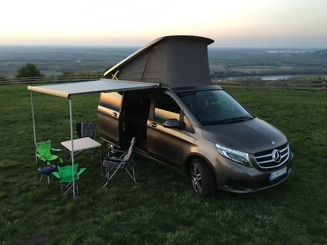 Campervan Mercedes-Benz Marco Polo Horizon